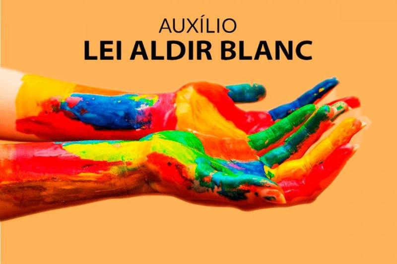 Cadastro da Lei Aldir Blanc segue aberto até o dia 15