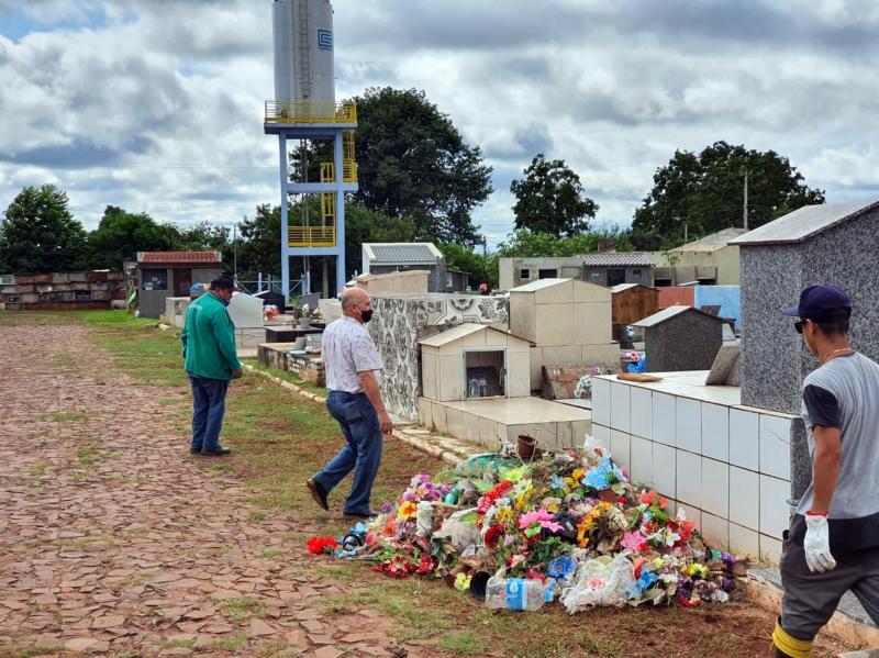 Cemitérios passam a integrar programa de modernização