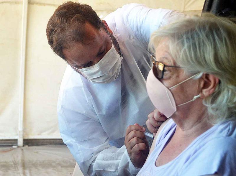 12ª CRS recebe hoje 4.340 vacinas para a segunda dose